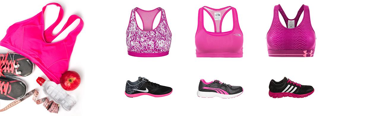Sportowy look