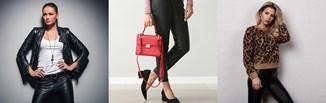 Z czym nosić spodnie skórzane? Sprawdź nasze pomysły na stylizacje ze spodniami ze skóry!