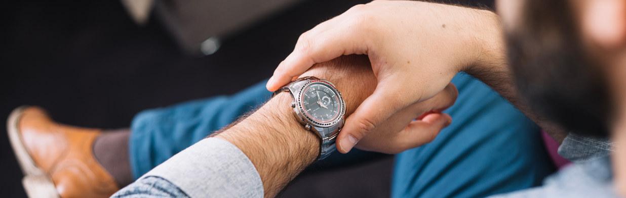 Idealny zegarek dla mężczyzny - jak go wybrać?