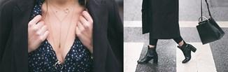 Street fashion z pokazów mody na jesień-zimę 20/21: zobacz najciekawsze stylizacje