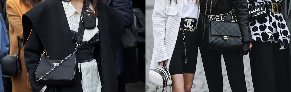 Street style z tygodni mody wiosna-lato 2021. Jakie trendy rządziły tym razem?