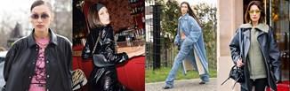 Styl Belli Hadid - zainspiruj się wyglądem top modelki!