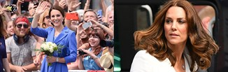 Styl księżnej Kate - w czym tkwi jego sekret? Zobacz ulubione stylizacje Kate Middleton