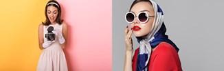 Styl retro - jakie ubrania i dodatki stworzą modną stylizację nawiązującą do przeszłości? Sprawdź!