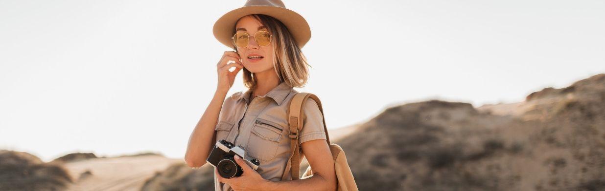 Styl safari: przegląd na każdą kieszeń