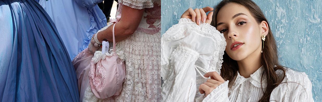 Styl wiktoriański w modzie - stwórz modną kreację inspirowaną strojami z XIX wieku!