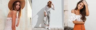 Stylizacje na lato - skompletuj letnią garderobę już teraz