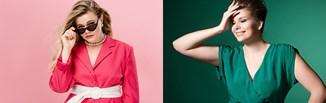 Stylizacje sylwestrowe dla puszystych – jak się ubrać na sylwestra w rozmiarze plus size? [PORADNIK]