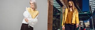Stylizacje z kurtką pikowaną na wiosnę i lato 2021. Jak nosić najmodniejszy fason kurtki?