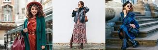 Sukienki jesień-zima 2020/2021 - odkryj modne fasony, które królują wśród trendów na ten sezon!