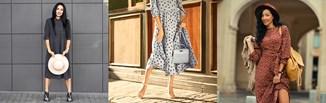 Sukienki maskujące brzuch naprawdę istnieją! Sprawdź, jaki fason ukryje wystający brzuszek i biodra