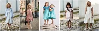 Stylizacje na wesele dla dziewczynki