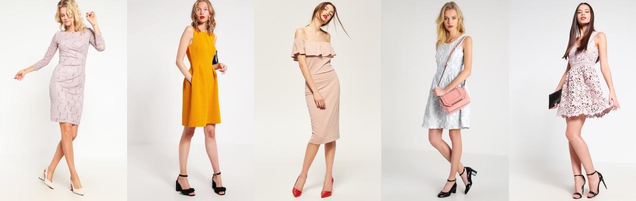 57ec6176e5da Sukienki na wesele - jaki fason wybrać  - Trendy w modzie w Domodi
