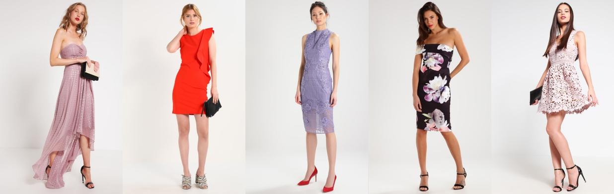 65b9352741 Sukienki na wesele - trendy 2017 - Trendy w modzie w Domodi