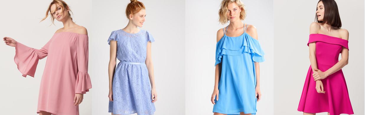 10ff77027a Sukienki na wesele z wyprzedaży do 150 zł! - Trendy w modzie w Domodi