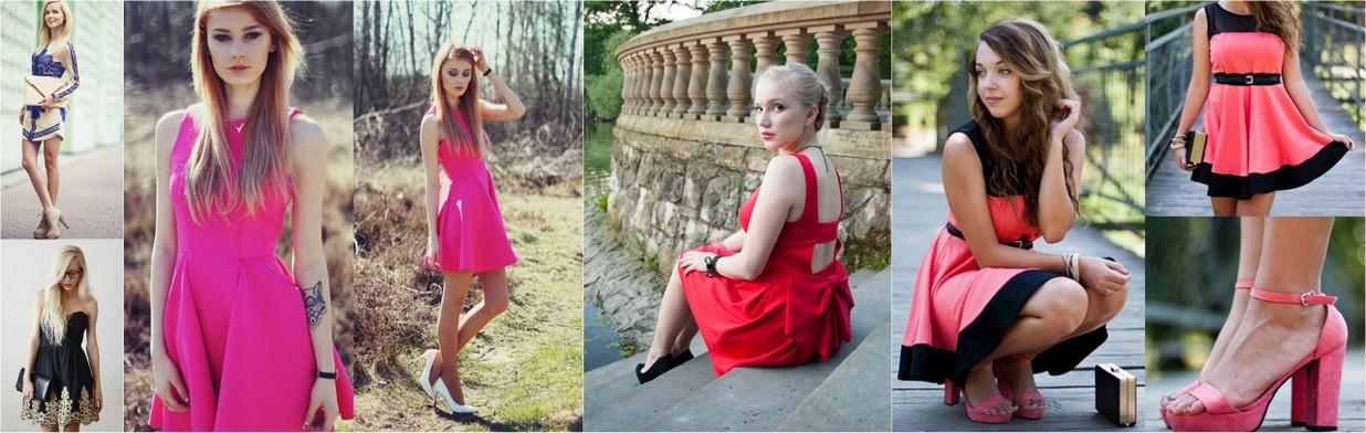 10ec8e2bdb Sukienki na wesele - Trendy w modzie w Domodi