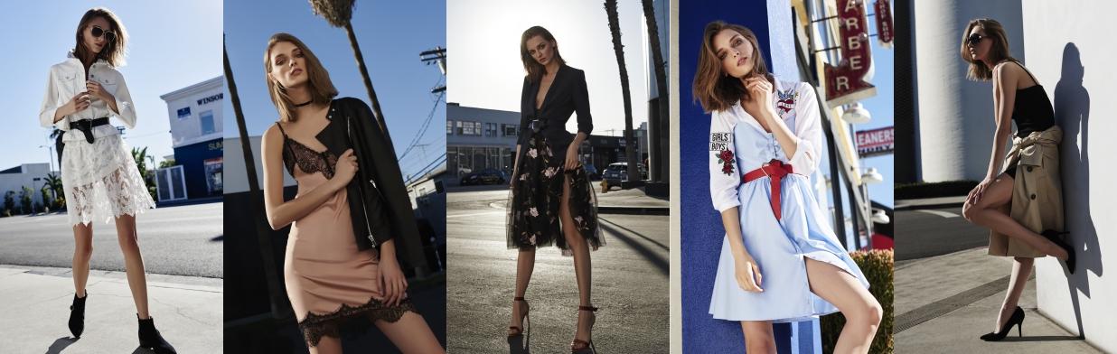 f77e9605 Sukienki na wiosnę: jakie będą modne? - Trendy w modzie w Domodi