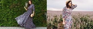 Szukasz modnej sukienki maxi w kwiaty? Sprawdź 5 najmodniejszych modeli tego lata w cenie do 150 zł!