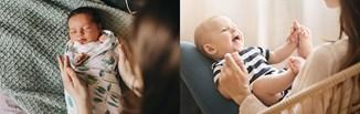 Tanie ubranka dla niemowląt. Skompletuj garderobę dla maluszka w atrakcyjnych cenach!