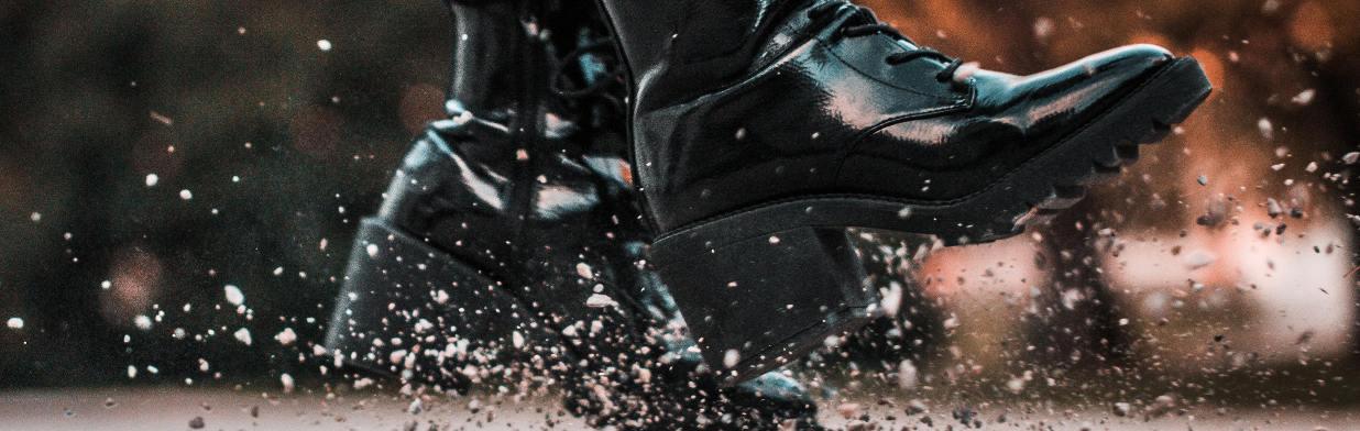 Teraz szalejmy na punkcie tych jesiennych butów!