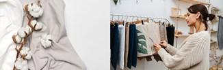 Tkaniny ekologiczne. Kompleksowy przewodnik po materiałach eco-friendly, które powinnaś znać!