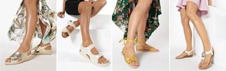 TOP 4 modele sandałów na lato 2020 za mniej niż 90 zł - poznaj wybór redakcji Domodi