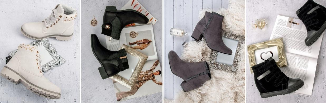 b5ed2ab16be8f Top 5 butów damskich na jesień. Nasze typy! - Trendy w modzie w Domodi