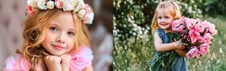 Top 5 stylizacji dla dziewczynki na wiosnę