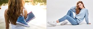 Trampki Converse – do czego nosić? Zobacz najciekawsze stylizacje