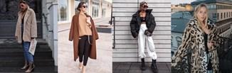 Trendy 2019: najmodniejsze kurtki zimowe!
