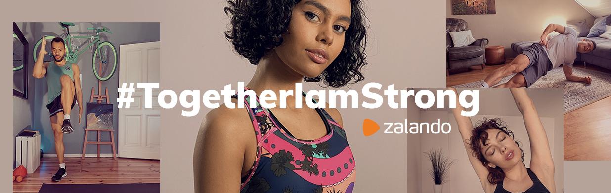 Trening w Twoim stylu z Zalando - #TogetherIamStrong