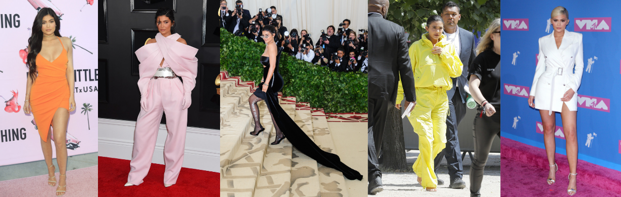 Ubierz się jak… Kylie Jenner!