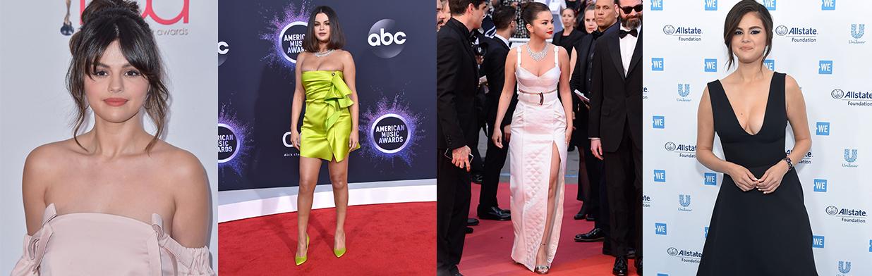 Ubierz się jak Selena Gomez. Najlepsze stylizacje piosenkarki