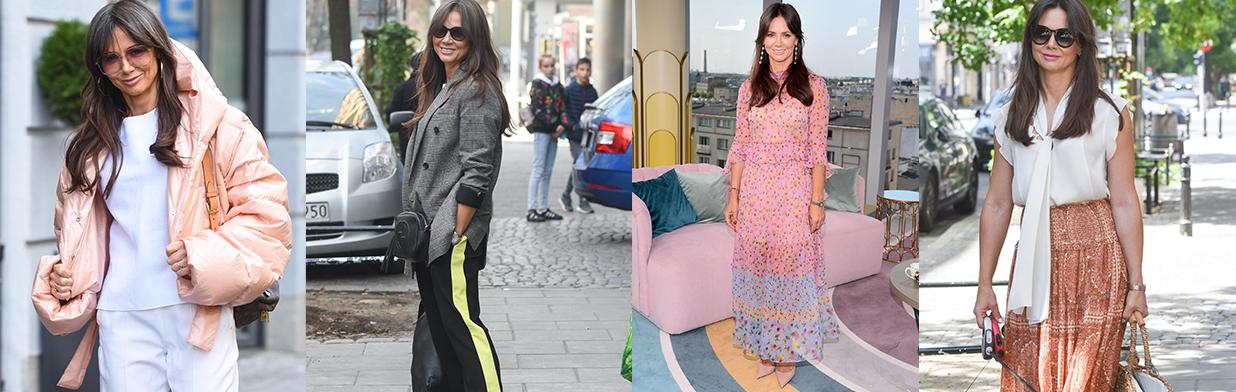 Ubierz się w stylu Kingi Rusin - odkryj najlepsze stylizacje dziennikarki, która kocha modę!
