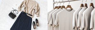 Ubrania basic to idealny outfit na co dzień lub baza pod dodatki. Zobacz najmodniejsze połączenia!