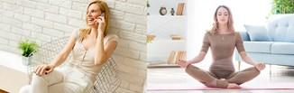 Ubrania po domu na wiosnę 2021. Poznaj najmodniejsze trendy w odzieży domowej!