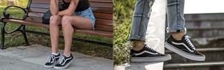 Vansy to symbol lat 90. i skate style. Z czym nosić te kultowe buty i dodatki?