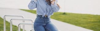 Poznaj jeansy, które podkreślą twoją sylwetkę!