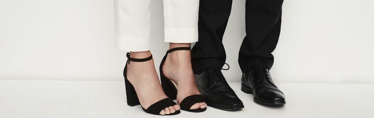 af1732a0 Wesele 2019: modne buty dla kobiety i mężczyzny - Trendy w modzie w ...