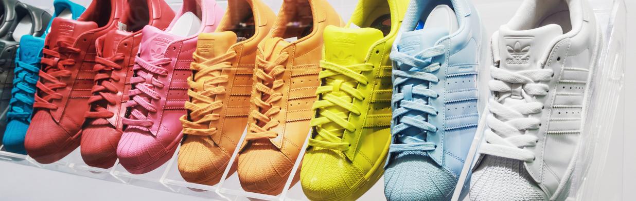 Wybieramy najlepsze trampki Adidas!