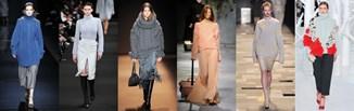 Wybór projektantów: grube swetry