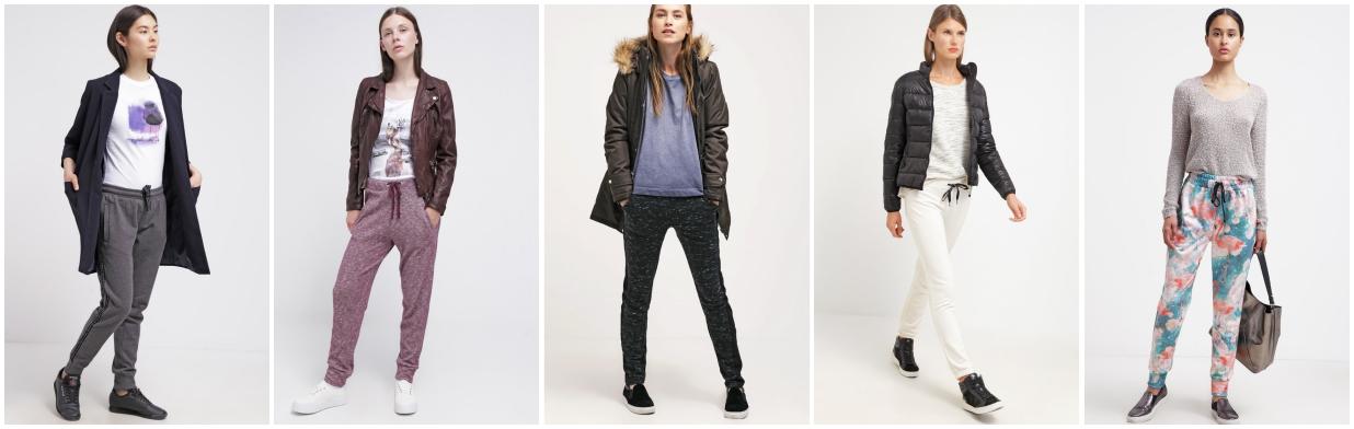 Wygodne i modne - spodnie dresowe