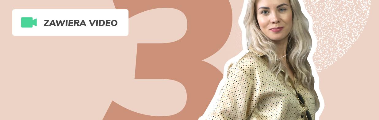 Wzorzyste ubrania - jak je nosić? Sprawdź 3 pomysły! [video] - Trendy w modzie w Domodi