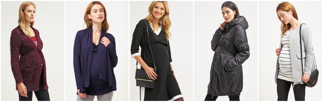 eda82cfb91df29 Zimowa moda dla kobiet w ciąży - Trendy w modzie w Domodi