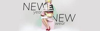 Wyprzedaż odzieży zima 2020/2021 - New Year New Wear w Domodi