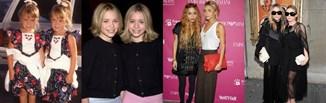 Zobacz rewolucję stylu sióstr Olsen!