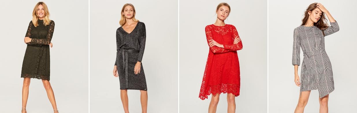 e80fa30e3f Zobacz sukienki okazjonalne na Święta i nie tylko! - Trendy w modzie ...