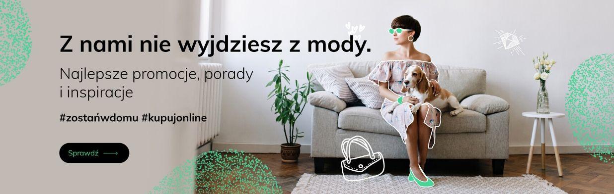 #Zostańwdomu z domodi.pl - sprawdź najważniejsze informacje, porady i oferty - Trendy w modzie w Domodi