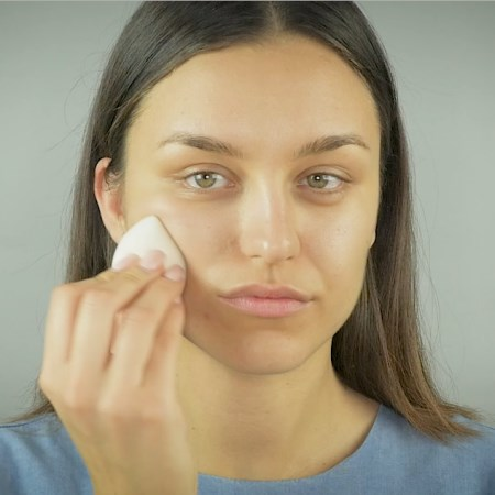 Make no make up - tutorial krok po kroku.