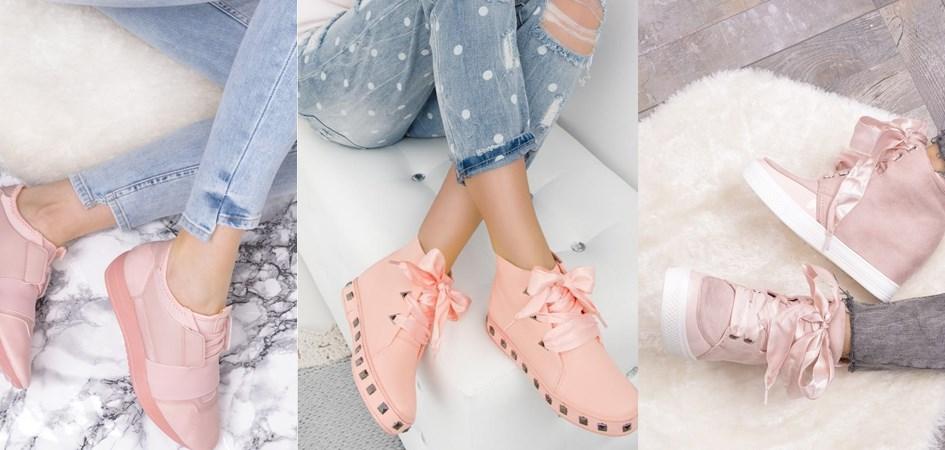 415b22384f64f Najmodniejsze różowe dodatki na jesień - Trendy w modzie w Domodi